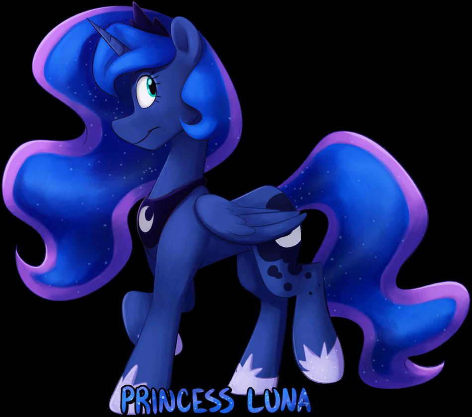 Luna by Luximus17