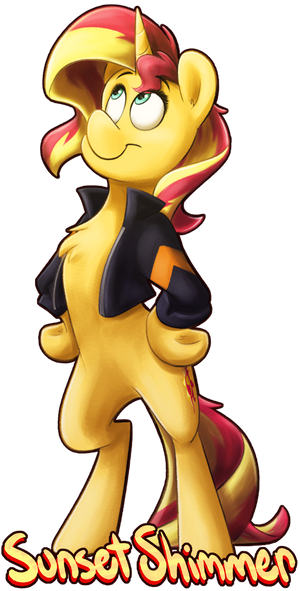 Shimmy by Luximus17