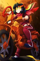 Ryuko by Luximus17