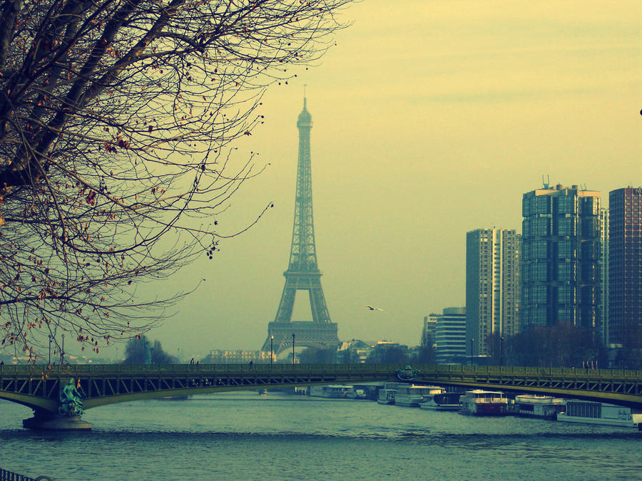 RomanticParis by JuNosOut