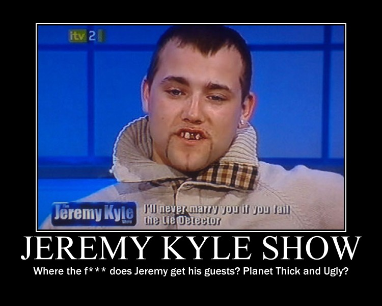 Jeremy kyle drinking game