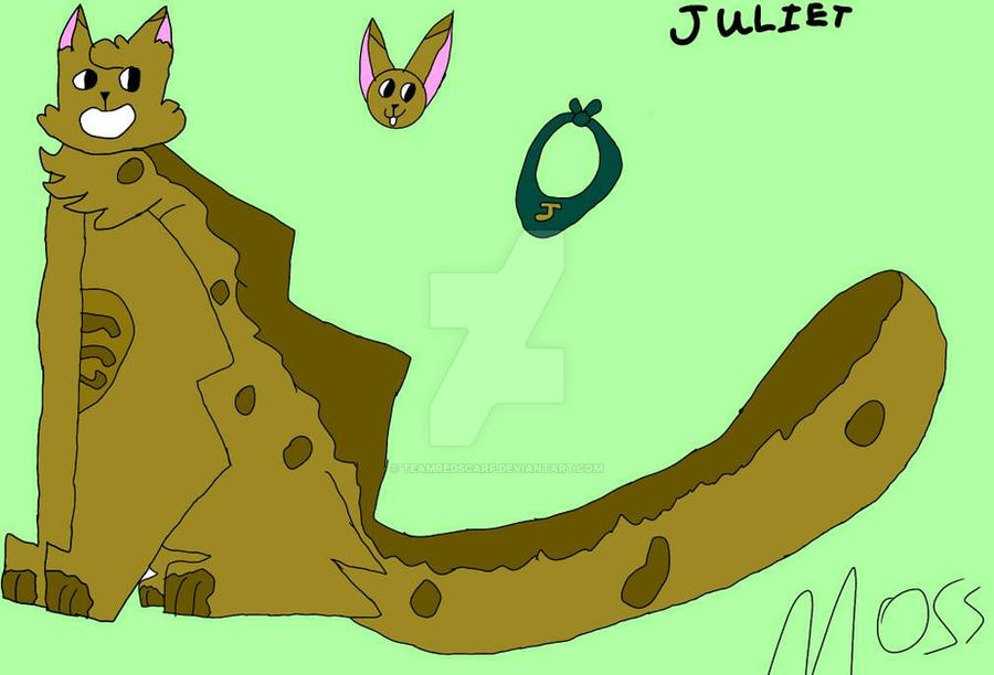 Juliet by TeamRedScarf