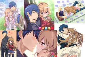 Ryuuji and Taiga 4EVER!!!! by 3D4D