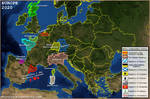 Europe Map 2020