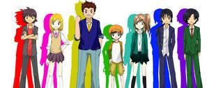 Digimon Frontier 02 Wallpaper