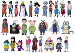 Dragon Ball Z: Battle of Gods - Characters