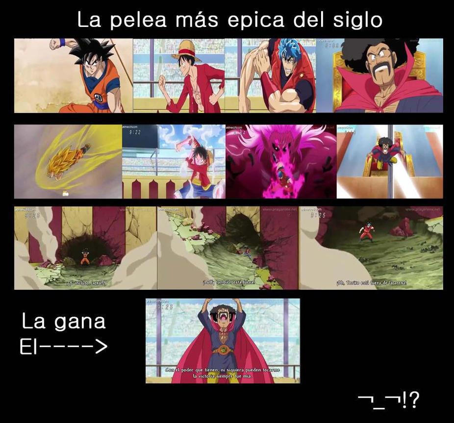 La Pelea Mas Epica Del Siglo by 3D4D