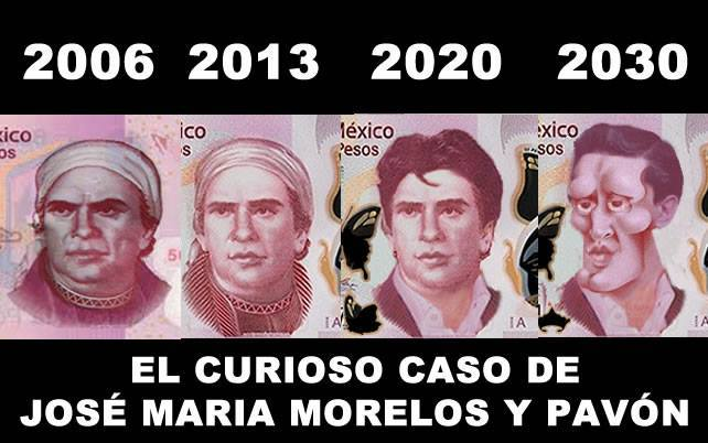 El Curioso Caso de Jose Maria Morelos y Pavon by 3D4D