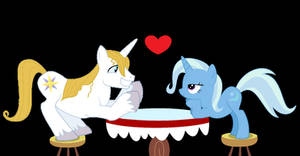BlueTrix: Hearts and Hooves Day