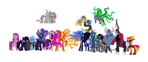 MLP: Pure Evil (Extended Version)