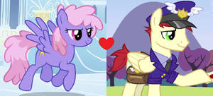 Rainbowshine and Special Delivery