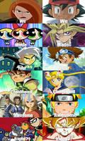 My Best Childhood (Cartoon and Anime)