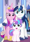 The Crystal Royal Family