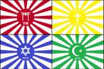 Religious Battlecry Flags