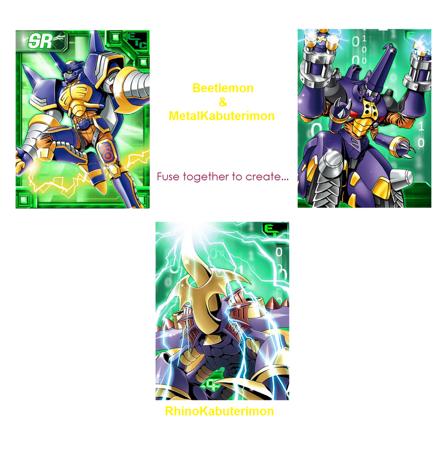Digimon Frontier Rhinokabuterimon Digimon Frontier: Digi...