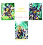 Digimon Frontier: Digispirit Fusion - Thunder