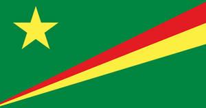 Socialist West Africa Flag
