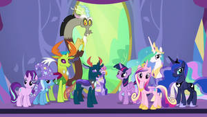 A New Change in the Royal Family by 3D4D