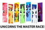 Unicorns: The Master Race