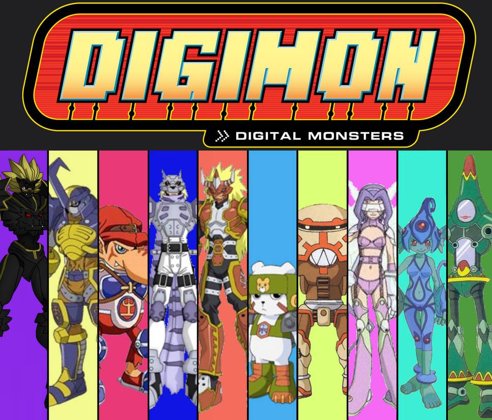 Monster Saga Digimon