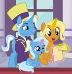 A Great and Powerful Family