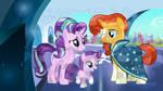 StarBurst Family (Crystal Version)