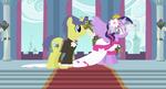 Twilight and Comet's Wedding