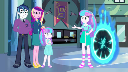 A Flurry Back in Time