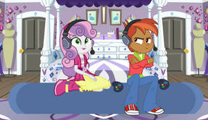Equestria Girls: Hour of the Game