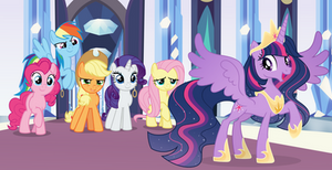 Rise of the Princess of Friendship