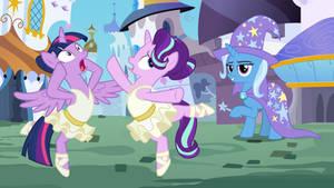 A Magical Dance Trick