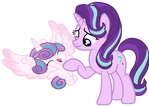 Flurry Heart and Starlight Glimmer