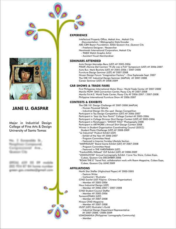 Resume Cv Bio Data Whatevs By Majire On Deviantart