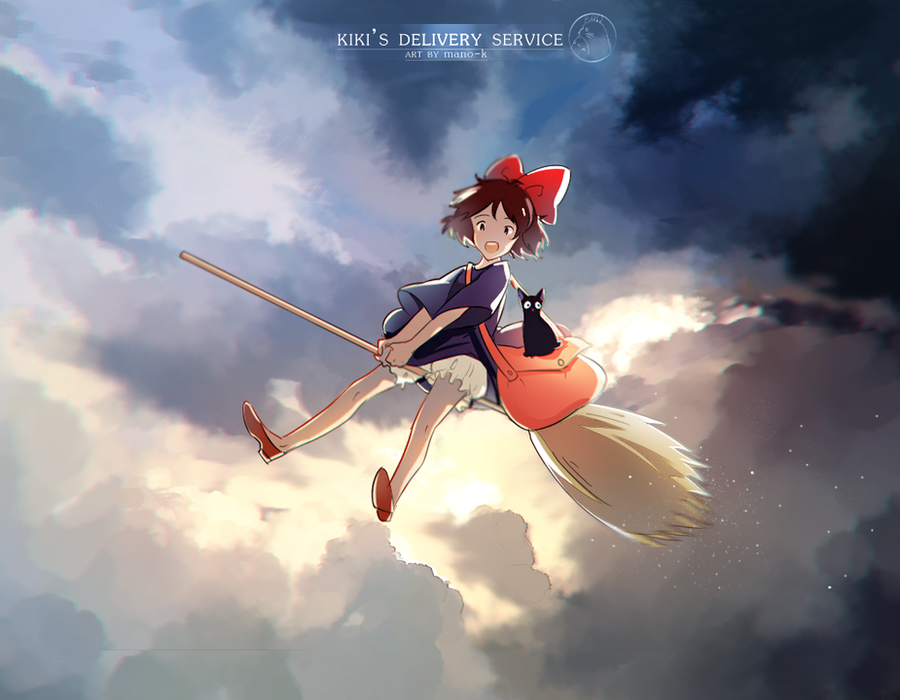 kikis delivery service by mano-k on DeviantArt