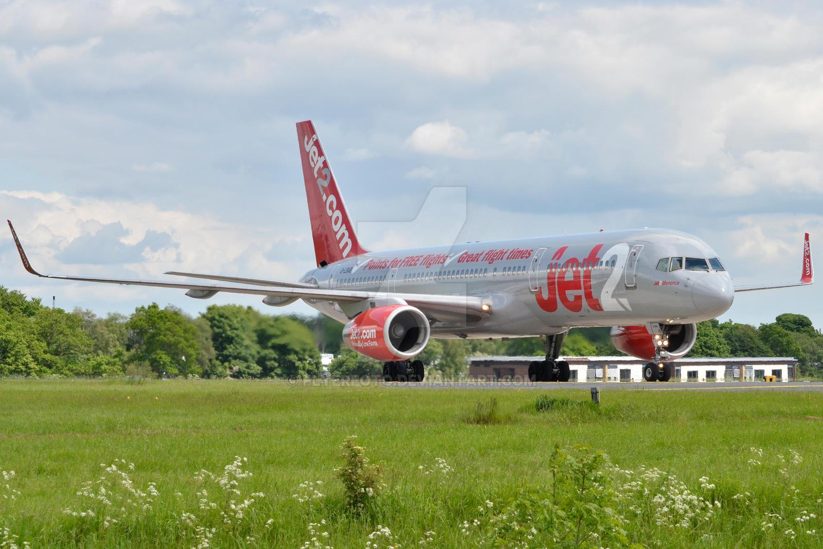 RAF jets intercept Jet2 flight after passenger assaults people on board