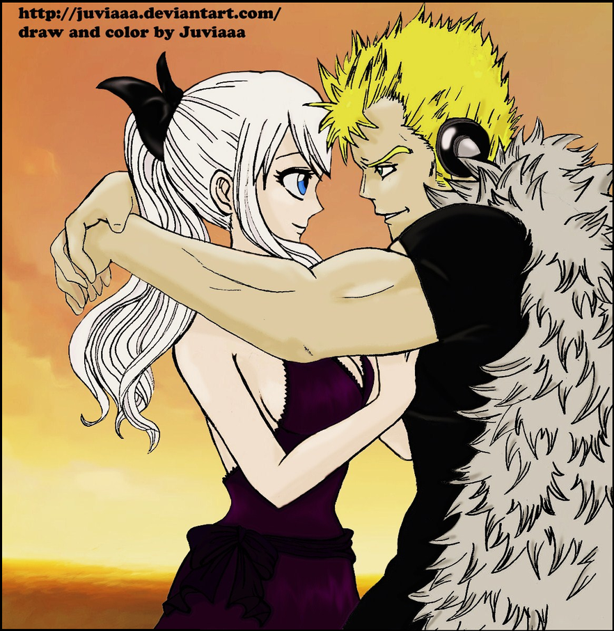 Images des couples ! - Page 20 Mirajane_x_laxus_2_by_juviaaa-d4tcz3y