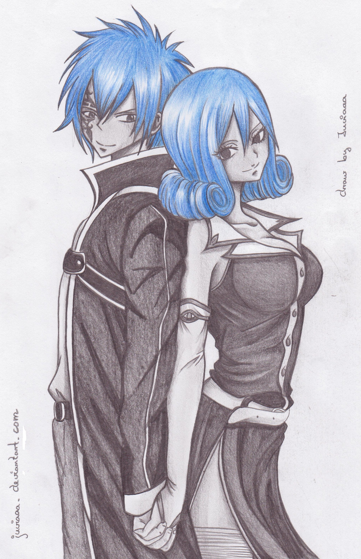 Pire amour ! - Page 2 Jellal_x_juvia_by_juviaaa-d5wyd8c