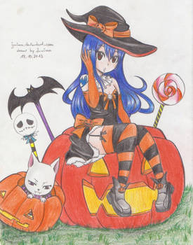 HALLOWEEN WITCH WENDY
