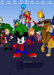 Disney/MARVEL Avengers Poster 2