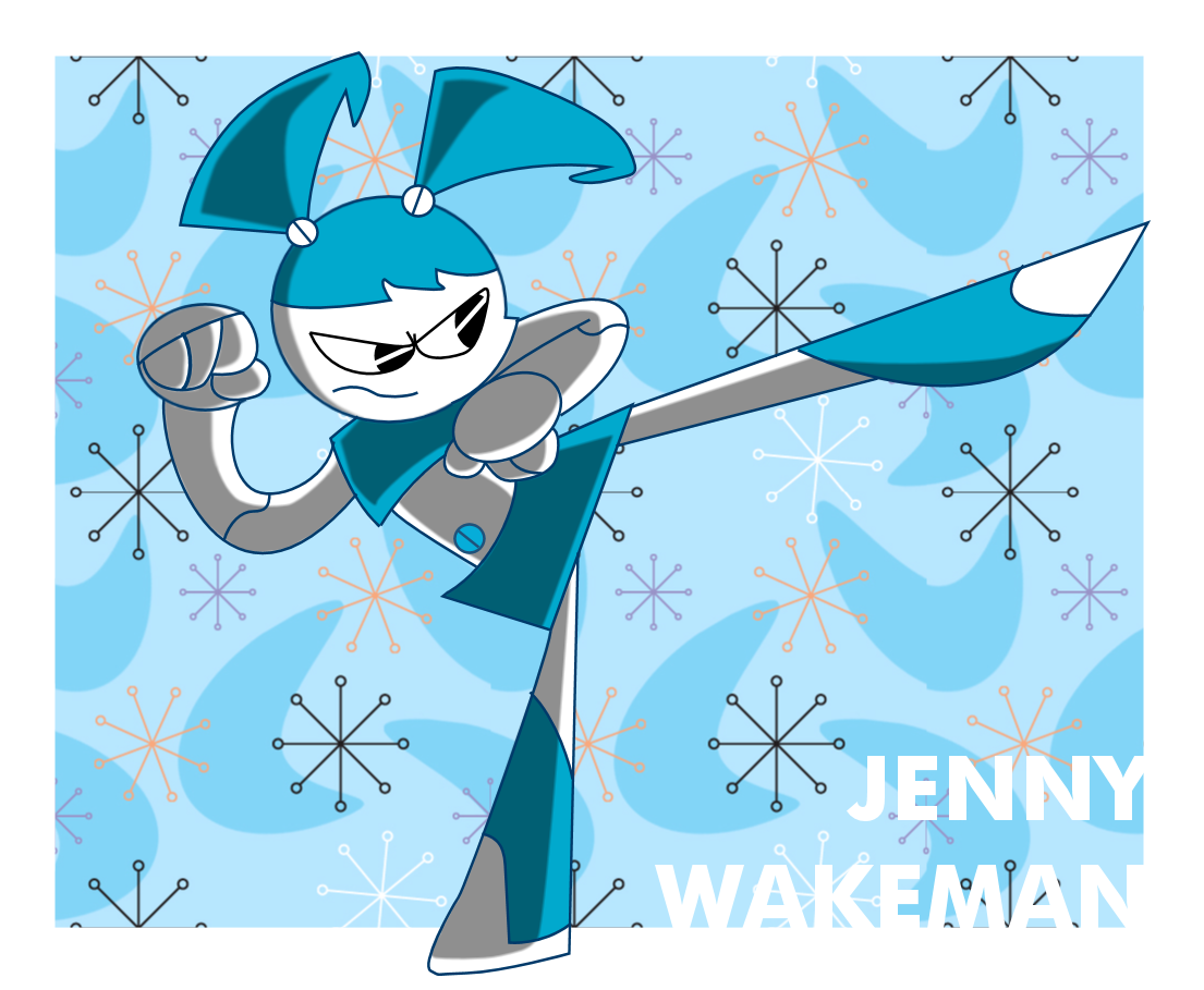 Jenny Wakeman By CK-was-HERE On DeviantArt