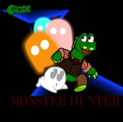 Weekly Adventures: Croc Monster Hunter vs. Ghosts by ClarktoonCrossing