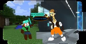 Fanboy Faceoff: Minecraft vs. Portal