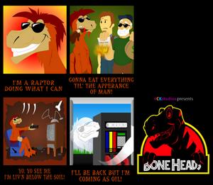 #CKstudios presents Bone Heads #1