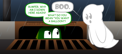 [Croc's Swamp Gang] It Happens by ClarktoonCrossing