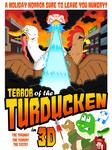 Clarktoon Christmas | Terror of the Turducken 2 by ClarktoonCrossing