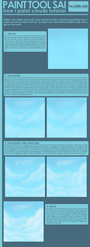 SAI - Clouds Tutorial