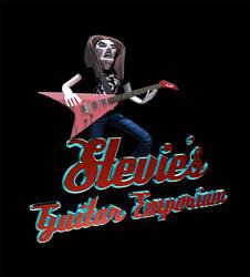 Stevies Guitar Emporium by Dahr-Kart