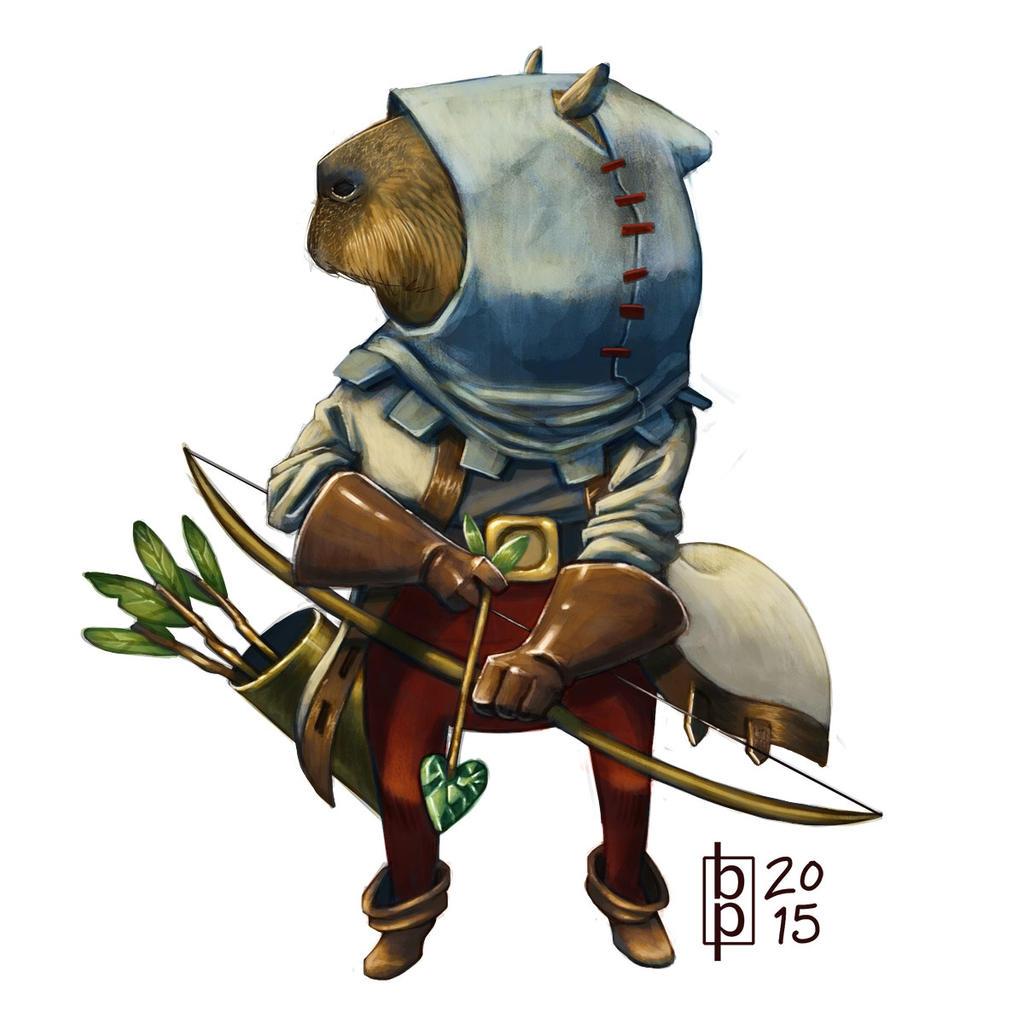 https://img00.deviantart.net/cf5a/i/2015/014/9/0/capybara_archer_by_squareko-d8dwfn9.jpg