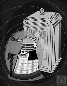 The First Doctor Dalek