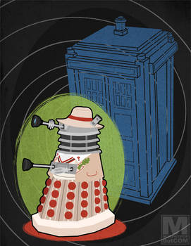 The Fifth Doctor Dalek